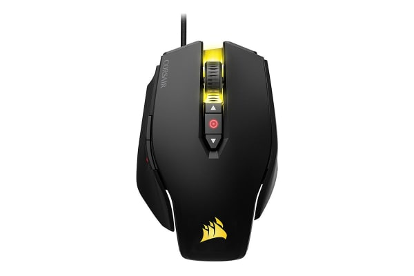 Corsair Gaming M65 PRO RGB FPS Gaming Mouse (Black)