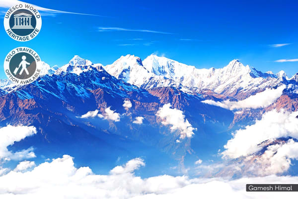 NEPAL: 14 Day Annapurna Base Camp Trek for Two