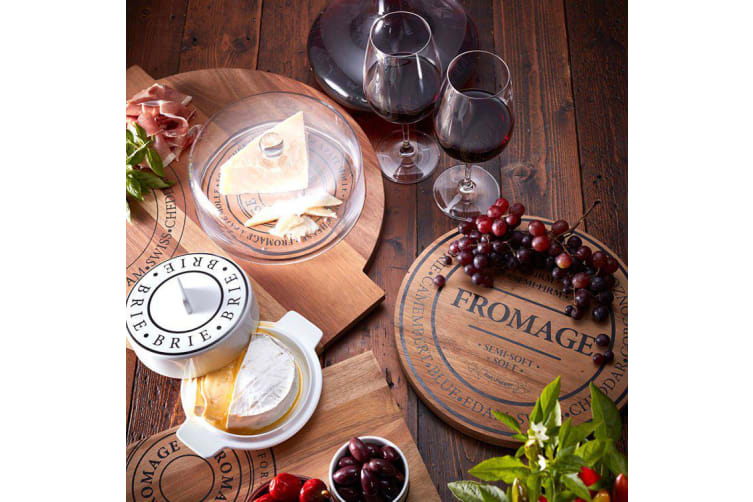 Salt & Pepper Fromage Mini Rectangle Cheese Board