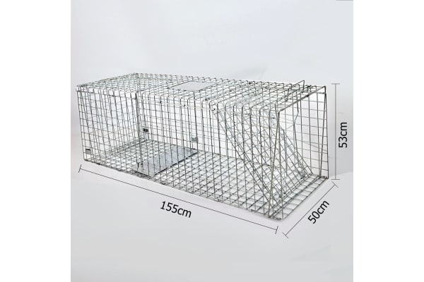 Humane Animal Trap Cage Extra Extra Large