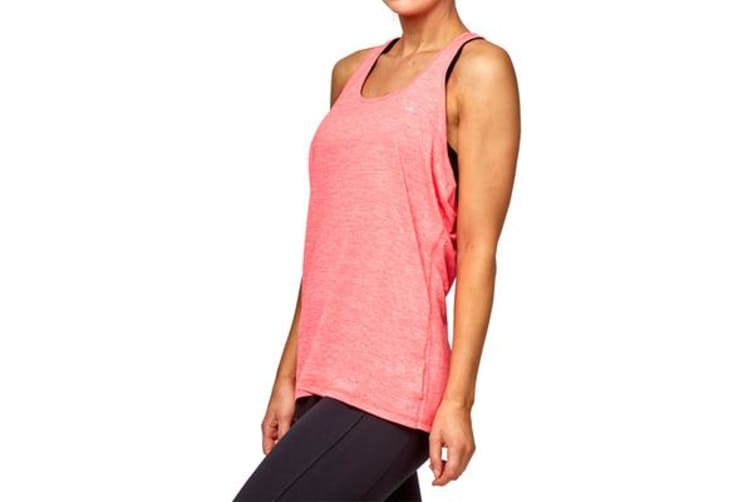 Champion Women's Absolute Tank (Neon Flare Heather, Size M)
