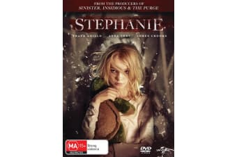 Stephanie DVD Region 4