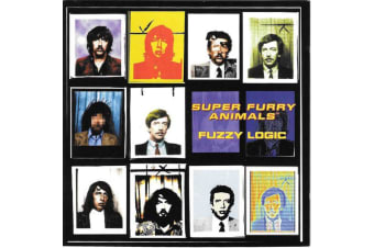 Super Furry Animals ‎– Fuzzy Logic PRE-OWNED CD: DISC EXCELLENT