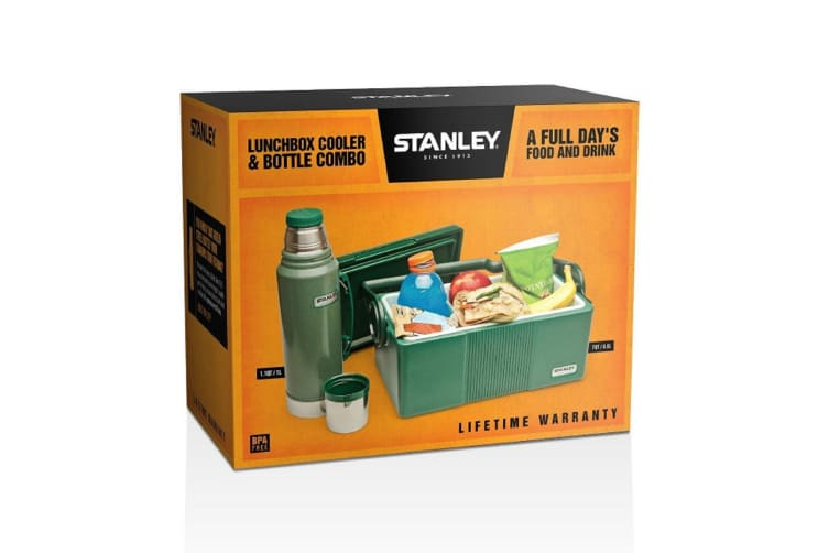 Stanley Classic Lunch Cooler And Vacuum Flask Combo Pack