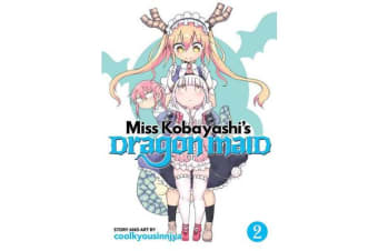 Miss Kobayashi's Dragon Maid - Vol. 2
