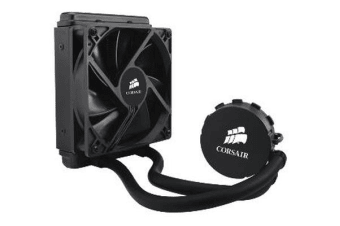 Corsair H55 120mm Liquid CPU Cooler Skylake Compatible 1x12CM Fan