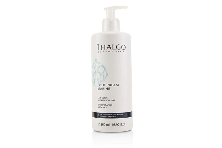 Thalgo Cold Cream Marine 24H Hydrating Body Milk - For Dry, Sensitive Skin (Salon Size) 500ml