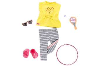 Our Generation Hula Hooray Doll Clothes