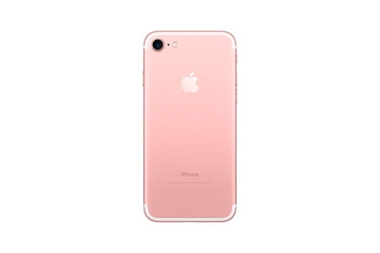 Apple iPhone 7 (256GB, Rose Gold) - Australian Model