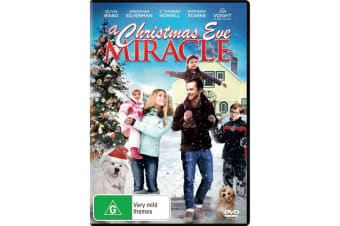 A Christmas Eve Miracle DVD Region 4