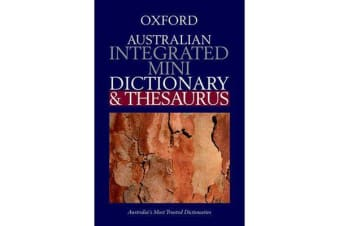 The Australian Integrated Mini Dictionary and Thesaurus