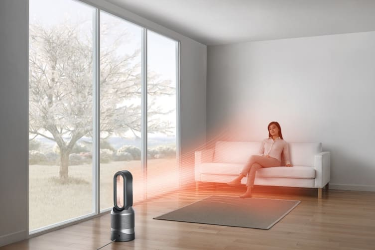 Dyson Pure Hot+Cool Link Purifier Heater HP03 (White/Silver)