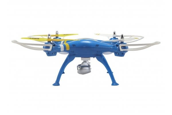 Swann Sky Ranger Quadcopter Drone with 720p Wi-Fi Camera (XTTOY-SKYRAN)