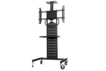 "32-80"" Mobile TV Stand / TV Cart / TV Trolley  - Hold up To 80 KG Video Conference System stand"
