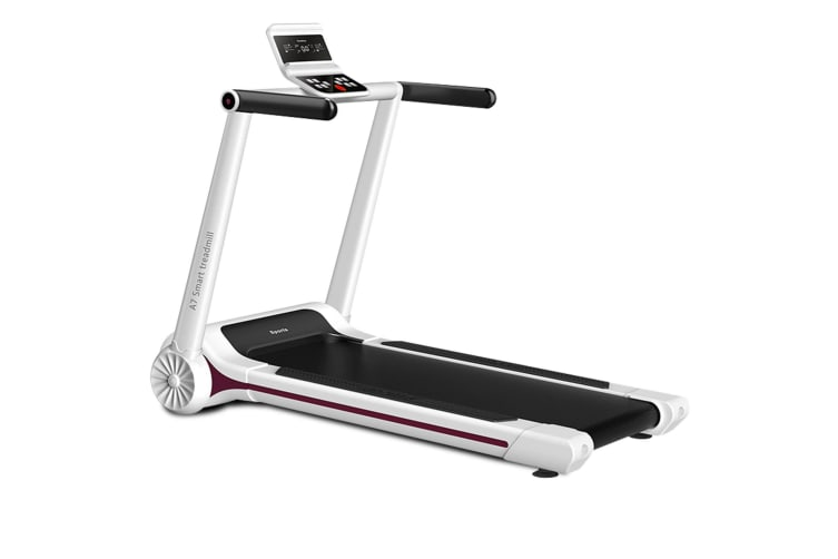 JMQ A7 Electric Treadmill Foldable Home Gym Exercise Machine