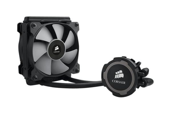 Corsair H75 120mm High Performance Liquid CPU Cooler Compatible with 1x12CM Fan Slot