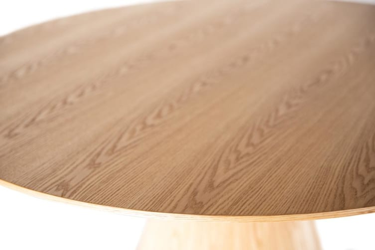 Theo Round Dining Table | Natural | 120cm