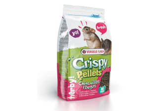 Versele Laga Crispy Pellets Chinchillas & Degus Pet Food (May Vary)