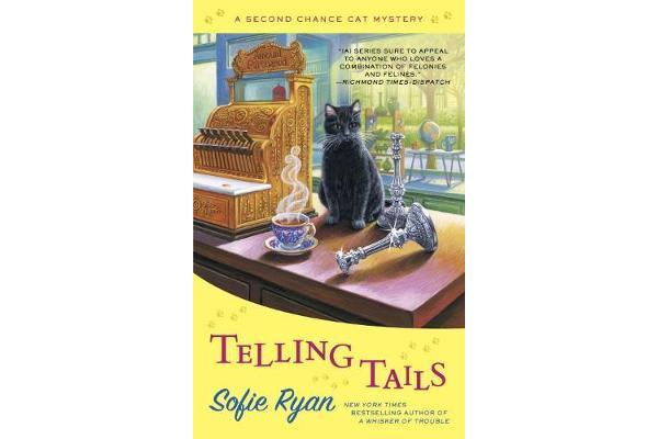 Telling Tails - A Second Chance Cat Mystery
