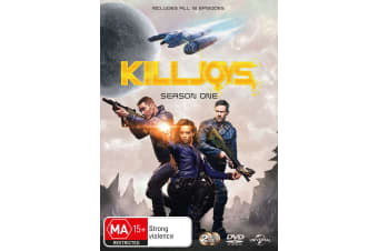 Killjoys Season 1 DVD Region 4
