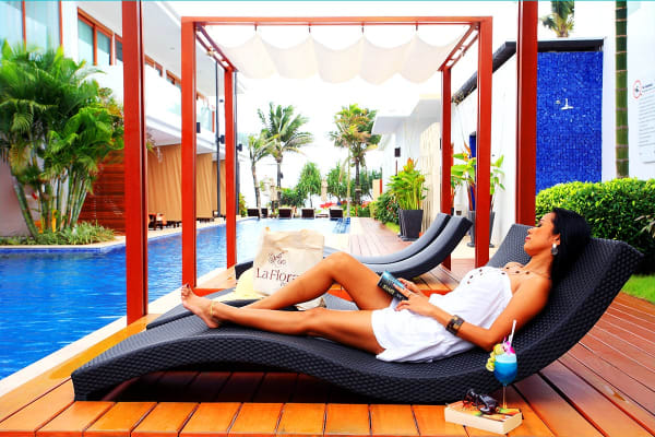 PHUKET: 3 Nights at La Flora Resort Patong for Two (Deluxe Pool Access)
