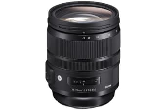 New Sigma 24-70mm f/2.8 DG OS HSM Art Canon Lens (FREE DELIVERY + 1 YEAR AU WARRANTY)