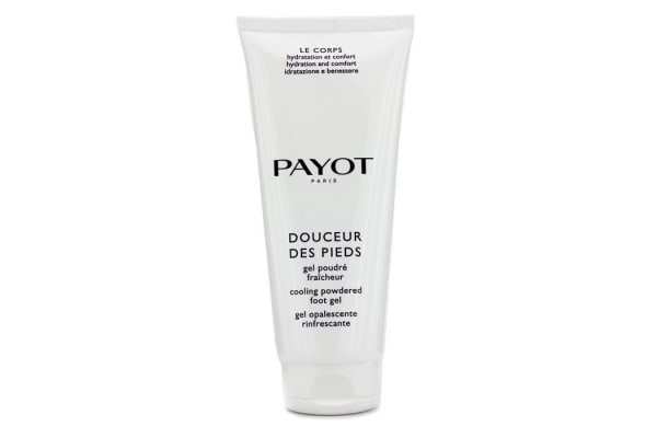 Payot Le Corps Cooling Powdered Foot Gel (Salon Size) (200ml/6.7oz)