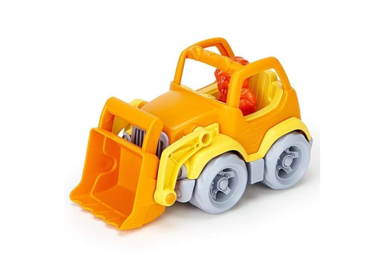 Green Toys Construction Scooper Truck