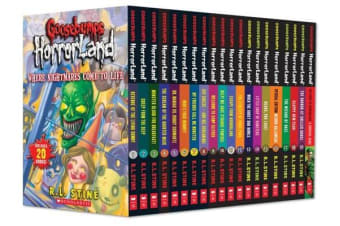 Goosebumps Horrorland 1-20