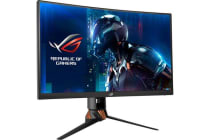 "ASUS ROG Swift PG27VQ 27"" Curved G-SYNC Gaming Monitor"