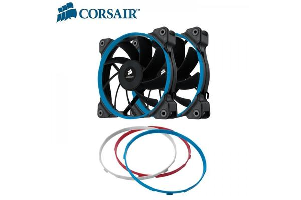 Corsair SP 120mm PWM Quite Fan High Static Pressure Twin Pack!