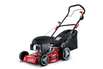 NEW Baumr-AG 16' Lawn Mower 139cc Self Propelled Petrol Lawnmower 4 Stroke Mulch