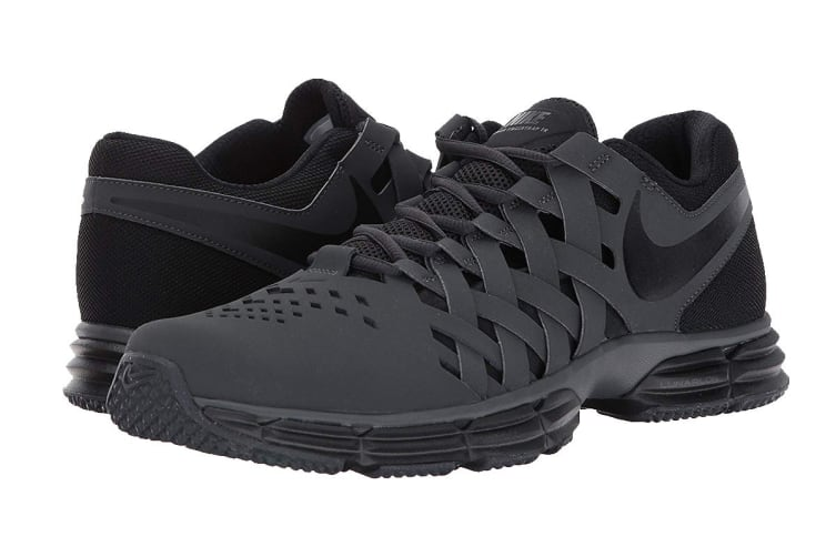 Nike Lunar Fingertrap Men's Training Shoe (Anthracite/Black, Size 9.5 US)