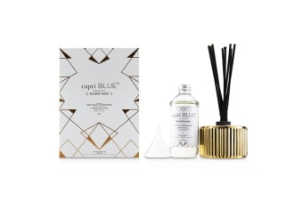 Capri Blue Gilded Muse Reed Diffuser - Dark Vanilla & Sandalwood 230ml/7.75oz