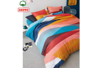 Bravo Multi Quilt Cover Set King by Bedding House