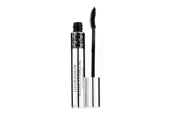 Christian Dior Diorshow Iconic Overcurl Waterproof Mascara - # 091 Over Black (10ml/0.33oz)