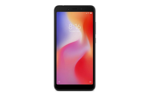 Xiaomi Redmi 6A (16GB, Black)