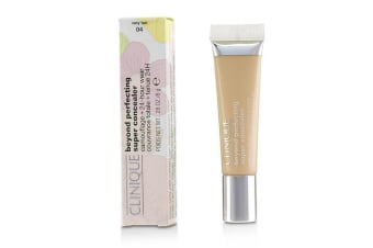 Clinique Beyond Perfecting Super Concealer Camouflage + 24 Hour Wear - # 04 Very Fair 8g