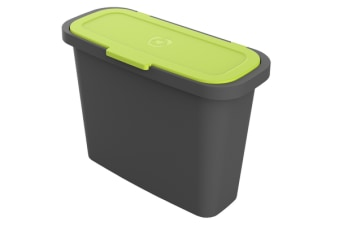 Maze 9lt Slim Kitchen Caddy and Compostable Bags