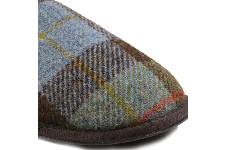 Cotswold Mens Lidstone Slip On Slipper (Navy) (8)