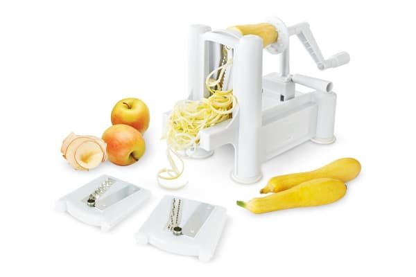 3-in-1 Fruit & Vegetable Spiral Slicer
