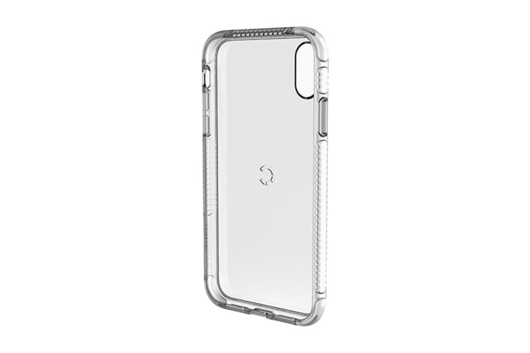 Cygnett Orbit Premium Protective Case for iPhone Xs Max - Crystal (CY2606CPORB)