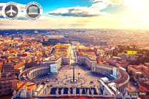 EUROPE: 13 Day Europe Escape Tour Including Flights for Two