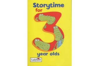 Storytime For 3 Year Olds
