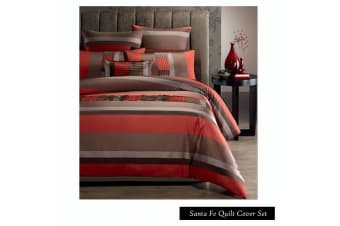 Santa Fe Quilt Cover Set QUEEN by Phase 2