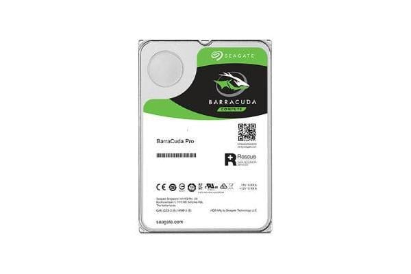 SEAGATE BARRACUDA PRO 8TB DESKTOP HD 3.5IN SATA3 6GB/S 7200RPM 256M CACHE