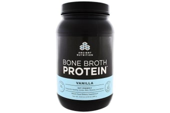Dr. Axe / Ancient Nutrition Bone Broth Protein - Vanilla 986g