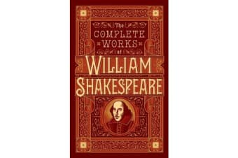 Complete Works of William Shakespeare (Barnes & Noble Collectible Classics - Omnibus Edition)