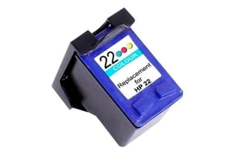 22XL #22 XL Remanufactured Inkjet Cartridge