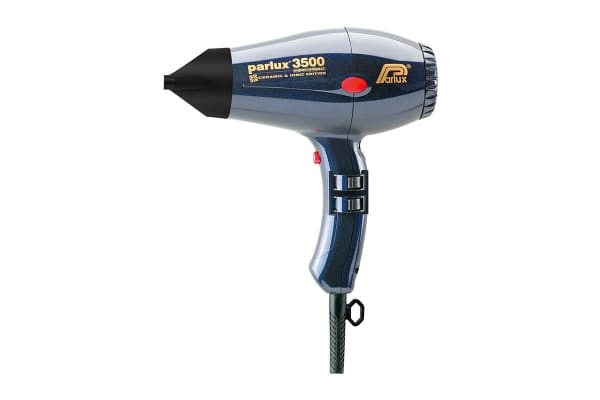 Parlux 3500 Ceramic & Ionic 2000W Hair Dryer - Blue (150057)